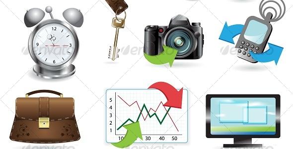 icons - Web Elements