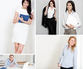Compilation of professional woman at work - PhotoDune Item for Sale