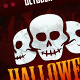 Grunge Helloween Party Flyer Template - GraphicRiver Item for Sale