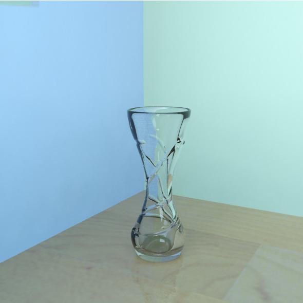 Vase - 3DOcean Item for Sale