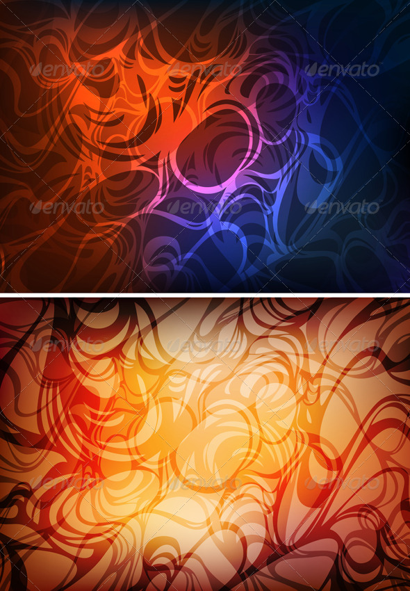 Creative design backgrounds - Backgrounds Decorative