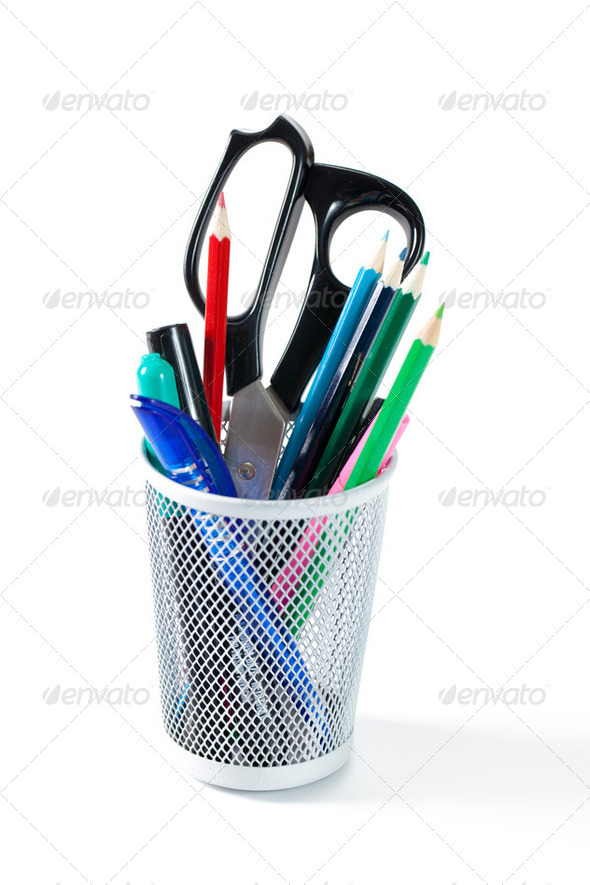 office tools - Stock Photo - Images