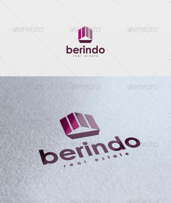 Berindo Logo - Vector Abstract