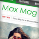 Max Mag - Responsive Wordpress Magazine Theme Nulled