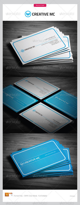 Corporate Business Cards 130 - Corporate Business Cards