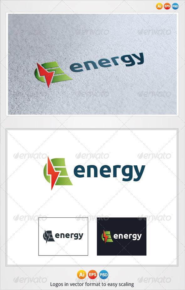 Energy Logo - Symbols Logo Templates
