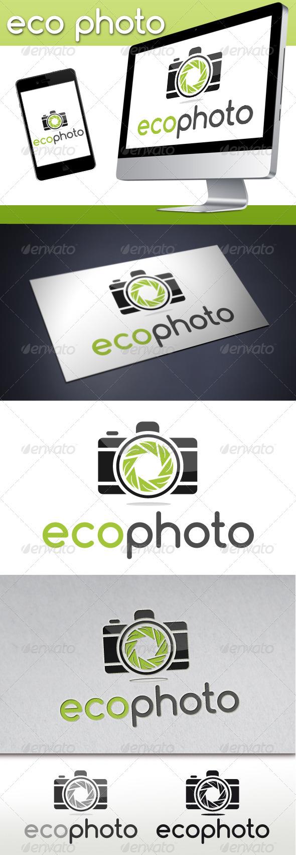 Nature Photography Logo - Nature Logo Templates