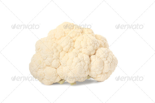 raw cauliflower - Stock Photo - Images