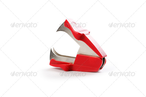 anti stapler - Stock Photo - Images