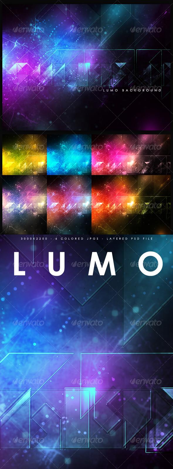 Lumo Background - Tech / Futuristic Backgrounds
