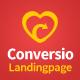 Conversio - Responsive Social & Dating Landingpage - ThemeForest Item for Sale