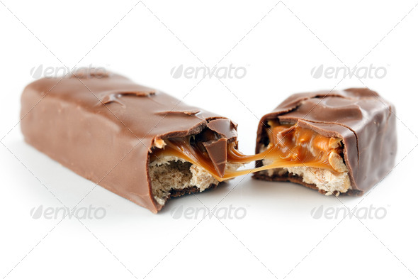 chocolate dessert - Stock Photo - Images