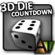 3D Die Countdown - VideoHive Item for Sale