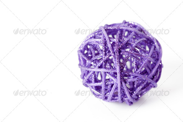 decorative ball - Stock Photo - Images