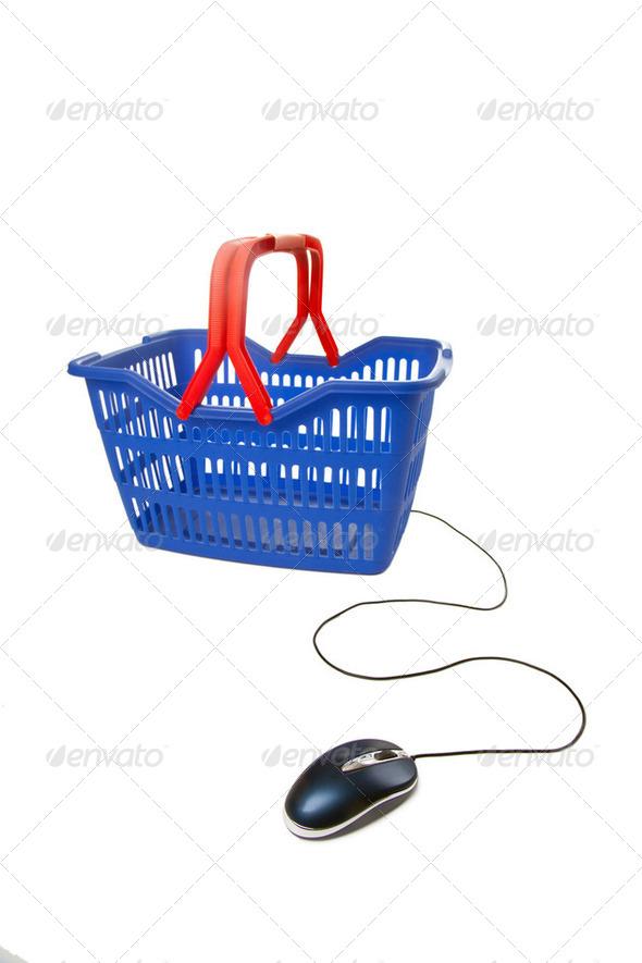 internet shopping - Stock Photo - Images