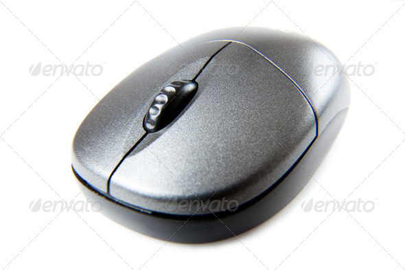 computer mouse - Stock Photo - Images