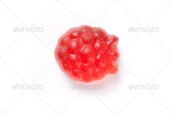 sweet fruity candy - Stock Photo - Images
