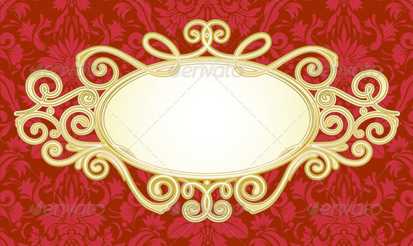 Titling frame - Borders Decorative
