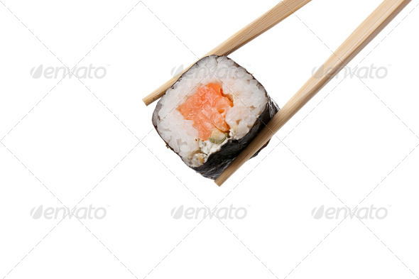 japanese sushi - Stock Photo - Images