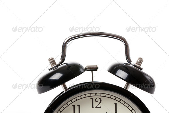the alarm clock - Stock Photo - Images