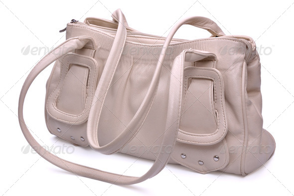 Female handbag - Stock Photo - Images