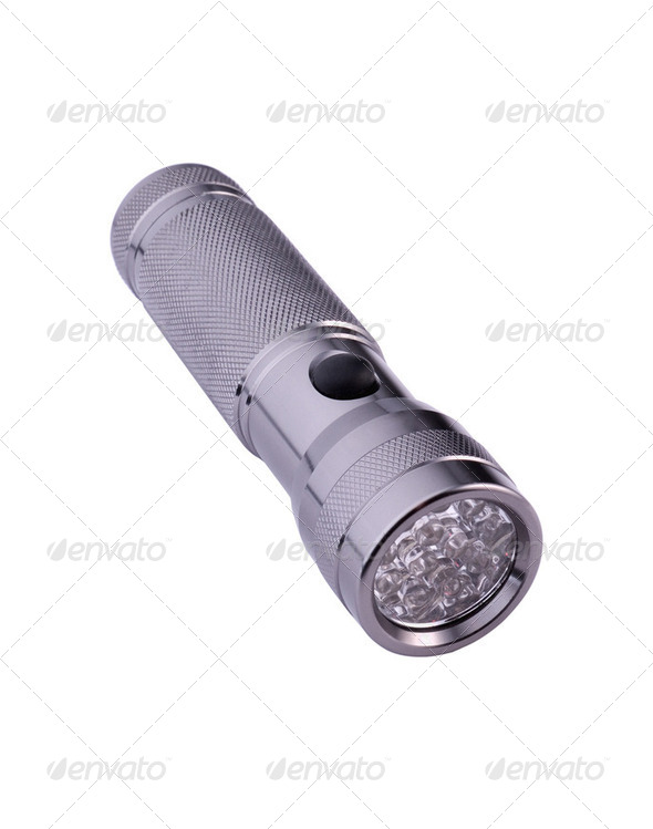flashlight - Stock Photo - Images