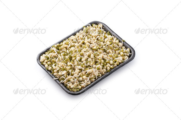 mung beans - Stock Photo - Images