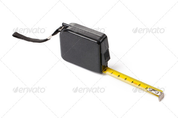 measuring tape - Stock Photo - Images