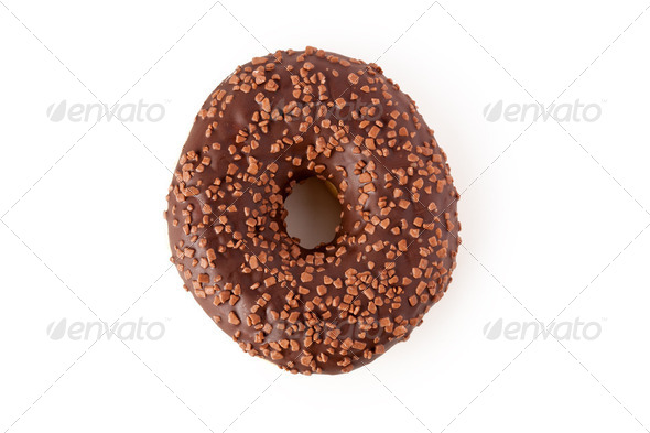 sweet donut - Stock Photo - Images