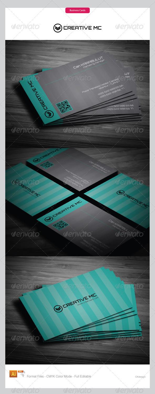 Corporate Business Cards 137 - Corporate Business Cards