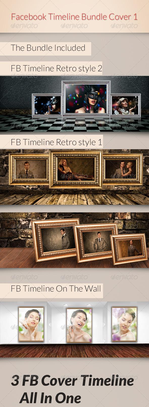 FB Timeline Bundle Cover 1 - Facebook Timeline Covers Social Media