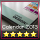 Calendar 2013 // A4 Template // Pantone ® Style - GraphicRiver Item for Sale