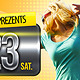 Vibe Jump A3 Party Flyer - GraphicRiver Item for Sale