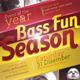 Bass Fun Season Flyers - GraphicRiver Item for Sale