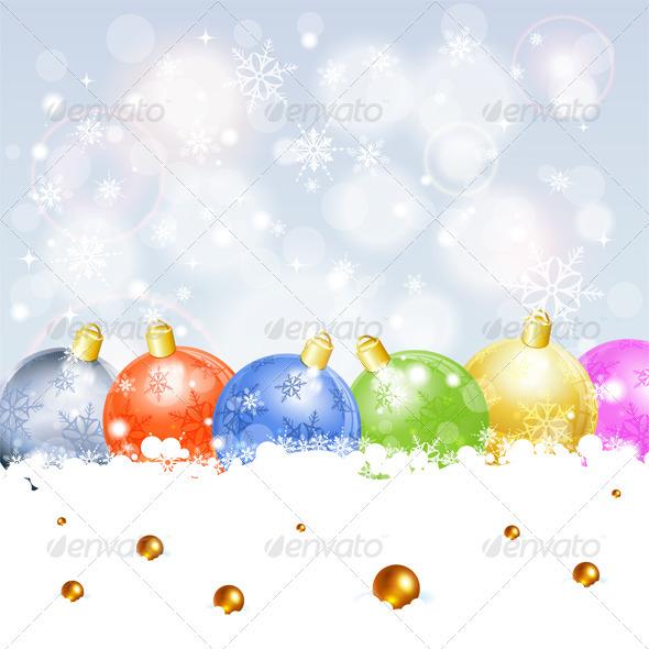 Christmas Background - Christmas Seasons/Holidays