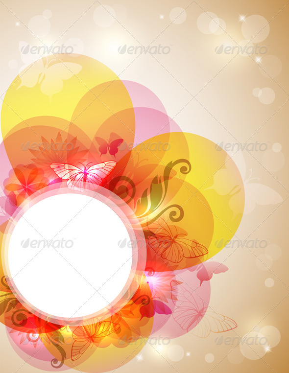 Abstract Banner - Backgrounds Decorative