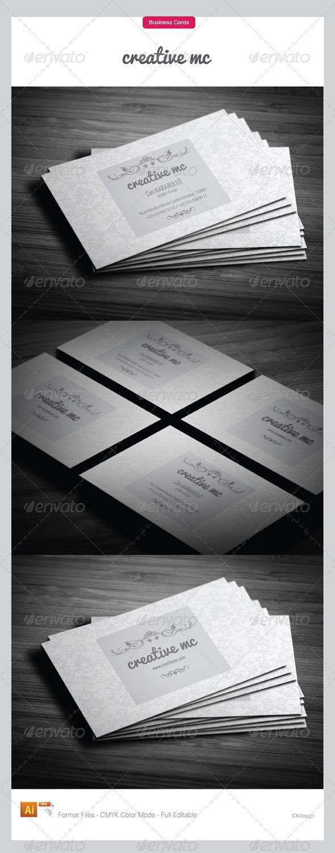 Creative Business Cards 139 - Creative Business Cards