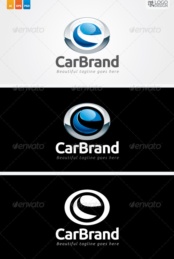 Car Brand - 3d Abstract