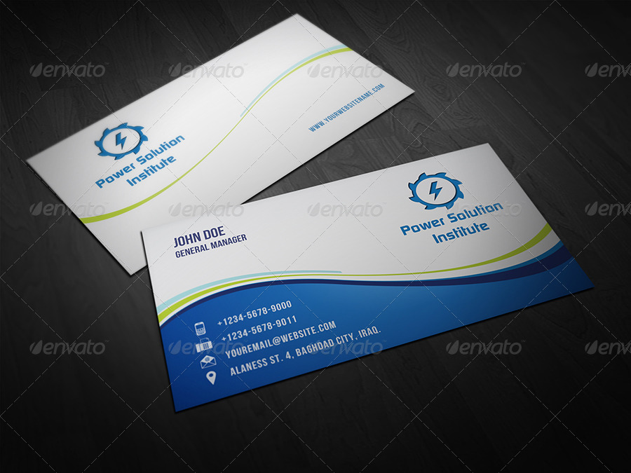 Classic Business Card Vol.4 by OWPictures | GraphicRiver