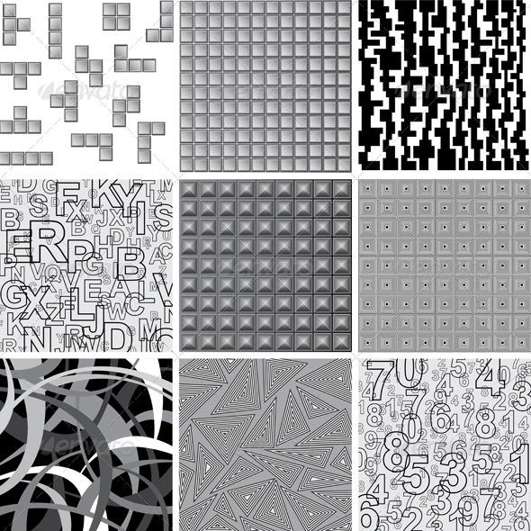 Design elements - Backgrounds Decorative