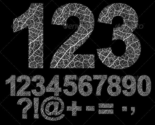 Creative design font - Decorative Symbols Decorative