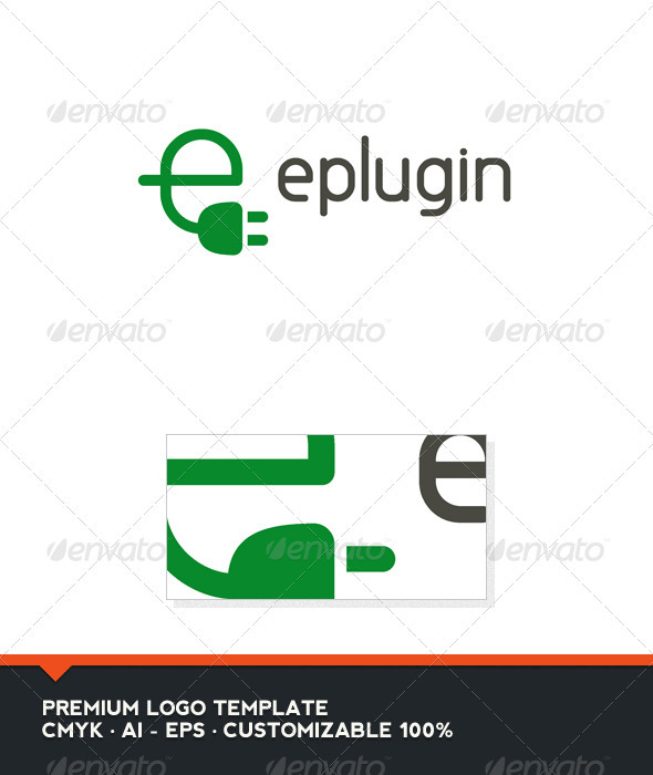 Eplugin Logo Template - Letters Logo Templates