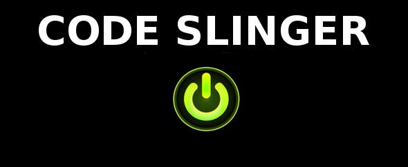 Code slinger hero