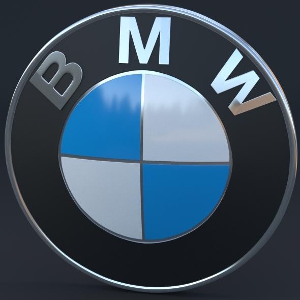 Bmw Logo By Niosdark 3docean