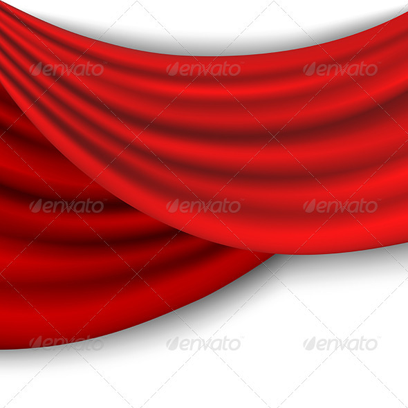 Theater stage. Mesh.  - Backgrounds Decorative