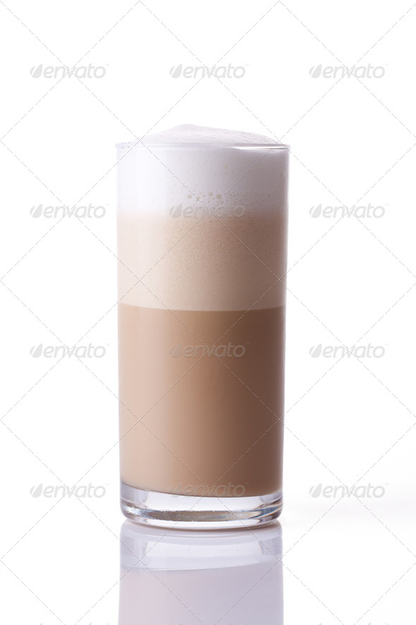 ice coffee - Stock Photo - Images