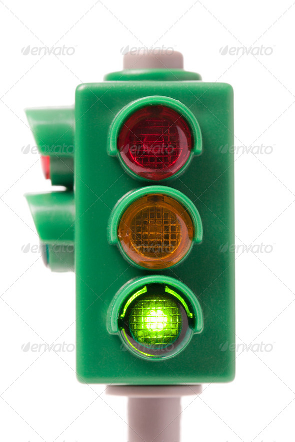 traffic light - Stock Photo - Images