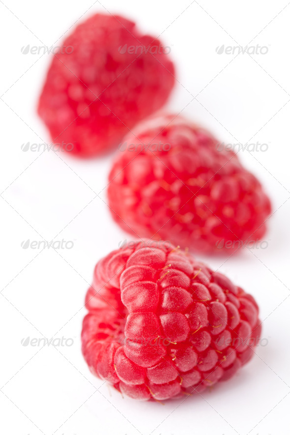 red raspberry - Stock Photo - Images
