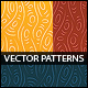 Retrovos vector patterns - GraphicRiver Item for Sale