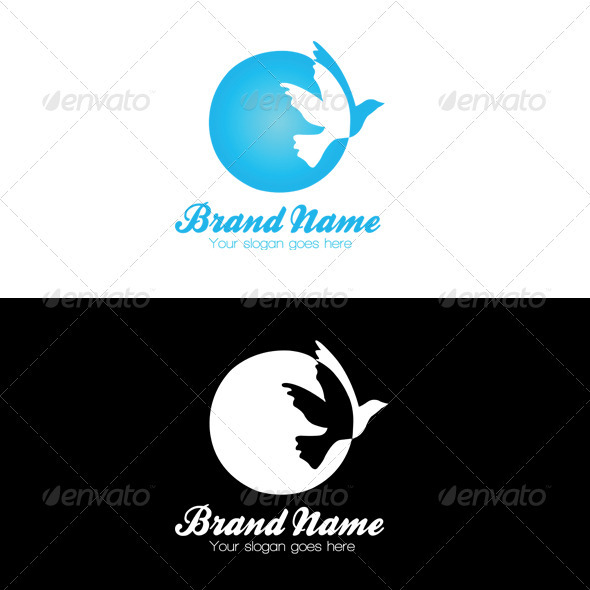 Dove logo by zellandia graphicriver dove logo animals logo templates altavistaventures Images